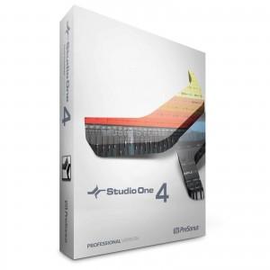 Presonus STUDIO ONE 4 Professional Actualización