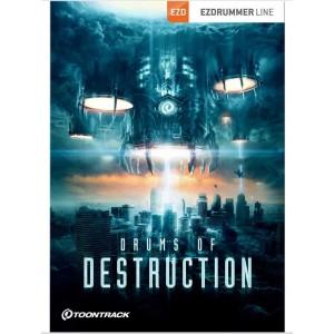 Toontrack EZX DRUMS OF DESTRUCTION