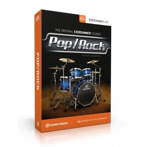 Toontrack EZX POP ROCK