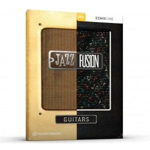 Toontrack EZMIX 2 JAZZ FUSION GUITARS