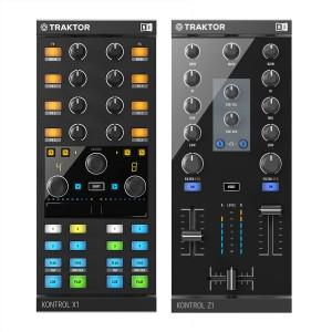 Native Instruments TRAKTOR KONTROL X1 MKII + TRAKTOR KONTROL Z1