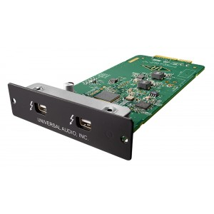 Universal Audio Thunderbolt Card II