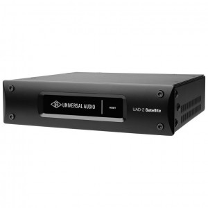 Universal Audio UAD-2 Satellite Thunderbolt Quad