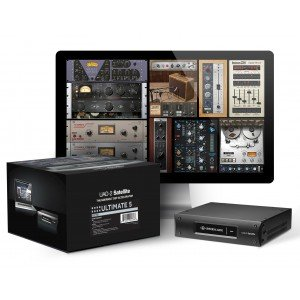 Universal Audio UAD-2 Satellite Thunderbolt Octo Ultimate 6