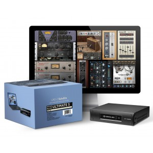 Universal Audio UAD-2 Octo Ultimate 6 Satellite USB