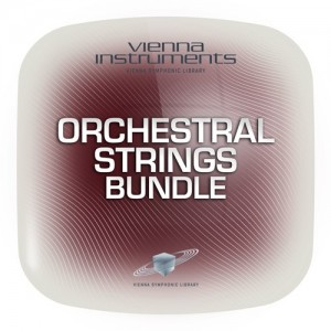 VSL Vienna Instruments ORCHESTRAL STRINGS Bundle