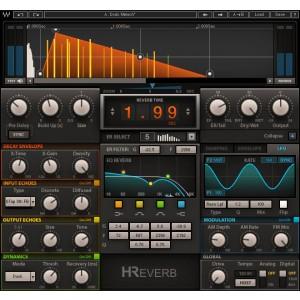 Waves H-REVERB Hybrid Reverb