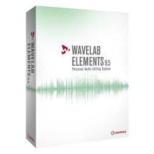 Steinberg WAVELAB 9.5 Elements