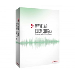 Steinberg WAVELAB 9.5 Elements