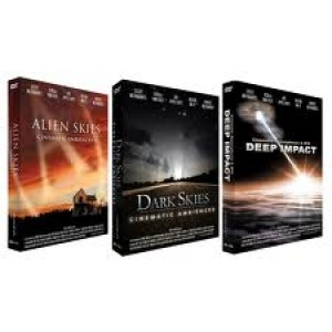 Zero-G  CINEMATIC BUNDLE: Dark Skies + Alien Skies + Deep Impact