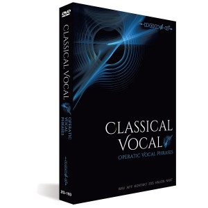 Zero-G CLASSICAL VOCAL - Operatic Vocal Phrases