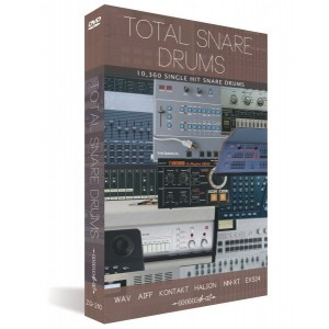 Zero-G TOTAL SNARE DRUMS