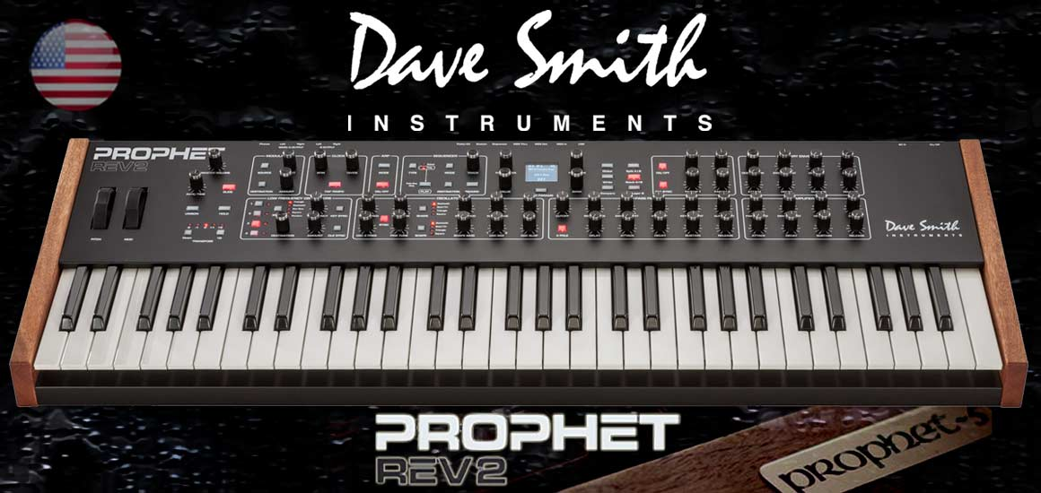 Dave Simth Instruments