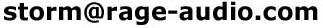 Rage-Audio Email